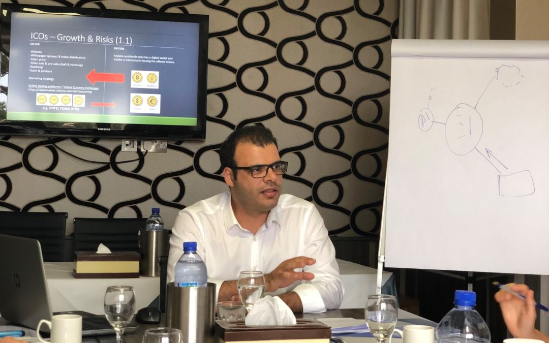 Professional Training Seminar by Dr. Charis Savvides