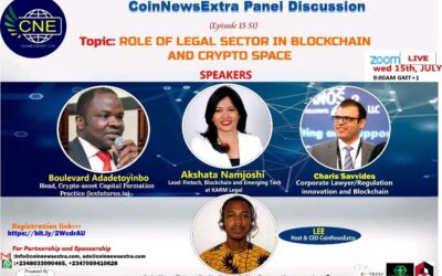 Role Of Legal Sector In Blockchain And Crypto Space