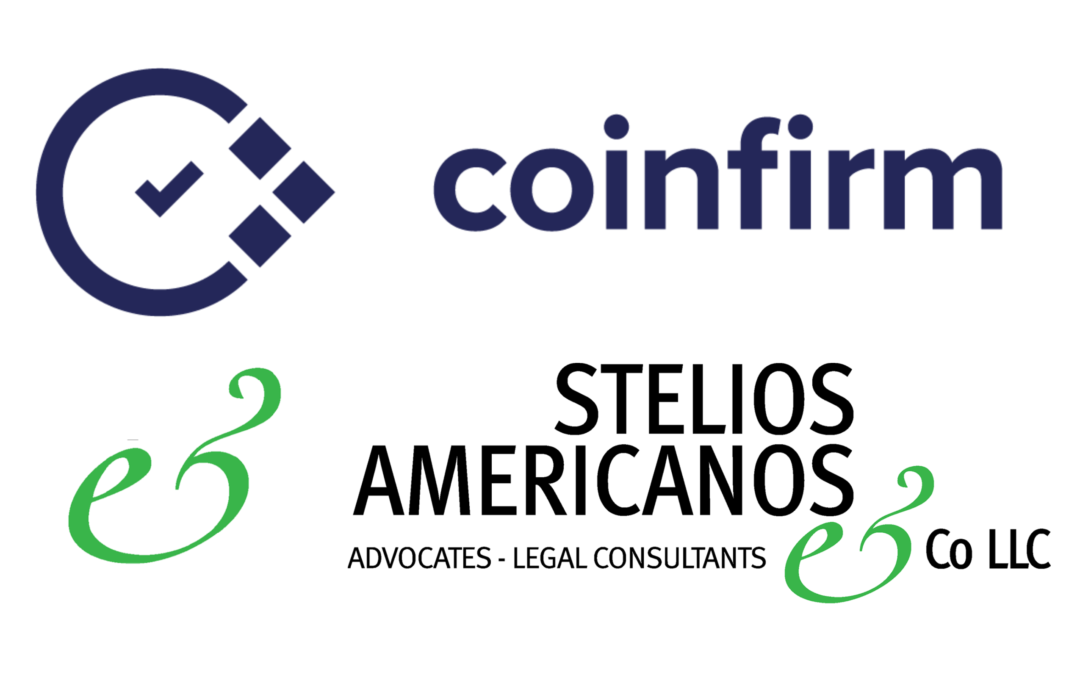 Coinfirm & Stelios Americanos & Co LLC – RegTech Alliance