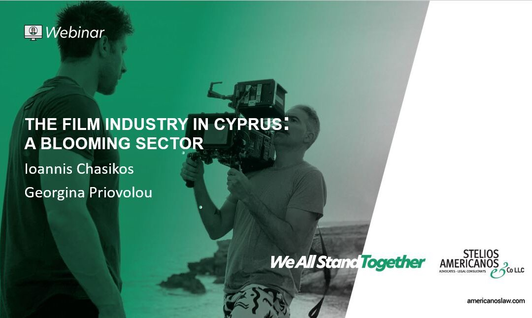 The Film Industry in Cyprus: A Blooming Sector