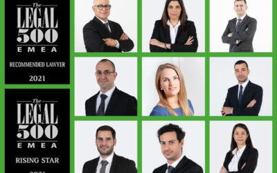 Legal 500 – Client Testimonials